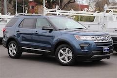 New Ford Models for sale 2019 Ford Explorer XLT SUV 1FM5K7D85KGA10084 in Newark, CA