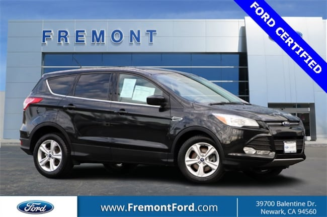 Certified Pre-owned 2014 Ford Escape SE SUV for sale in Newark, CA