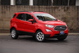 2021 Ford EcoSport SE Crossover