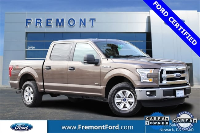 2015 Ford F 150 For Sale >> Used 2015 Ford F 150 For Sale At Fremont Ford Vin 1ftew1ep5fke65516