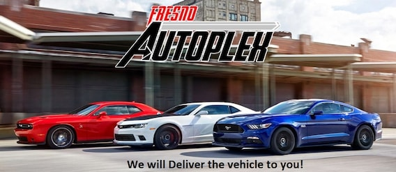 Fresno Car Dealers >> We Ll Deliver Your Used Car To You Fresno Autoplex