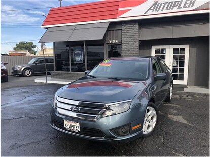 Used 2011 Ford Fusion For Sale at Fresno Autoplex | VIN