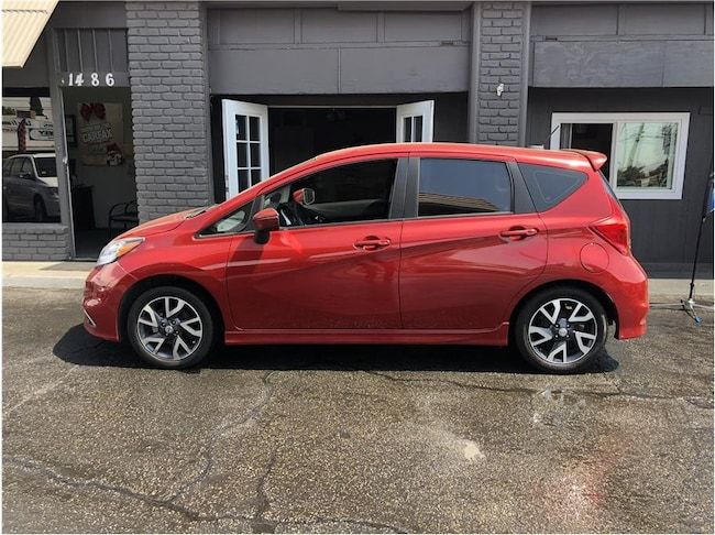 Used 2015 Nissan Versa Note For Sale Fresno Ca