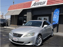 2007 LEXUS IS 250 Base Sedan