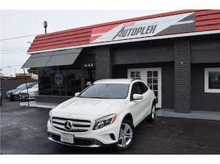 2017 Mercedes-Benz GLA 250 4MATIC SUV