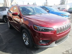 New 2019 Jeep Cherokee LATITUDE PLUS 4X4 Sport Utility State College, PA