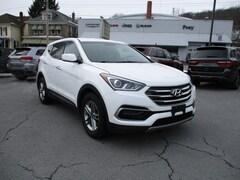 Used 2017 Hyundai Santa Fe Sport 2.4L SUV 5XYZTDLB1HG430340 for sale in Lewistown, PA