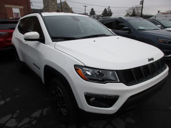 New 2019 Jeep Compass UPLAND 4X4 Sport Utility for sale/lease in Lewistown