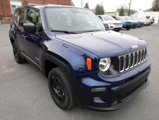New 2019 Jeep Renegade SPORT 4X4 Sport Utility for sale/lease in Lewistown