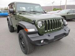 New 2021 Jeep Wrangler SPORT 4X4 Sport Utility 1C4GJXANXMW546693  Lewistown PA