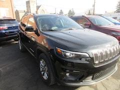New 2019 Jeep Cherokee LATITUDE PLUS 4X4 Sport Utility 1C4PJMLX7KD378985  Lewistown PA