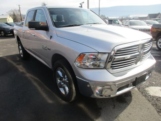 Used 2016 Ram 1500 Big Horn Crew Cab Crew Cab Truck for sale in Lewistown, PA