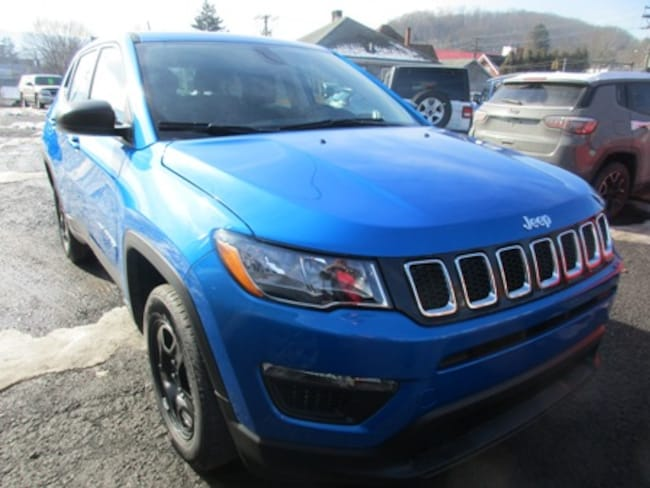 New 2019 Jeep Compass SPORT 4X4 Sport Utility for sale/lease in Lewistown