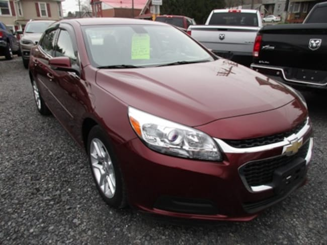 Used 2015 Chevrolet Malibu LT w/1LT Sedan Lewistown PA