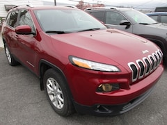 Used 2016 Jeep Cherokee Latitude 4x4 SUV for sale in Lewistown, PA