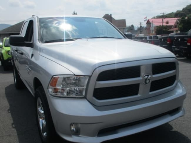 New 2019 Ram 1500 CLASSIC EXPRESS QUAD CAB 4X4 6'4 BOX Quad Cab for sale/lease in Lewistown