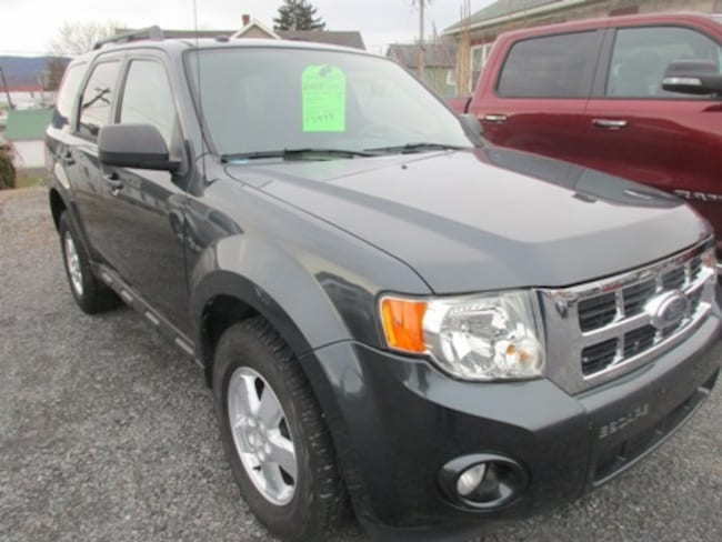 Used 2009 Ford Escape XLT 4 X 4 SUV Lewistown PA