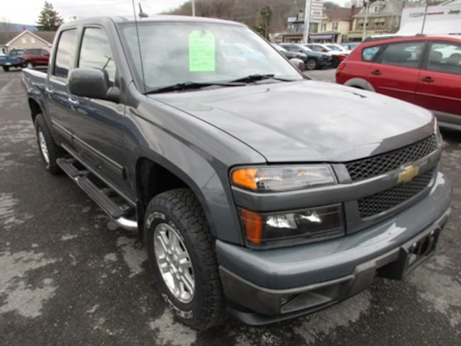 Used 2012 Chevrolet Colorado LT Crew Cab Short Bed Truck Lewistown PA
