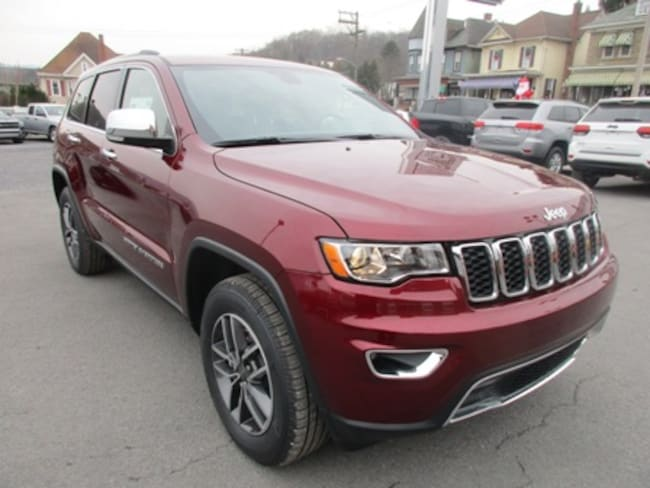 New 2019 Jeep Grand Cherokee LIMITED 4X4 Sport Utility for sale/lease in Lewistown