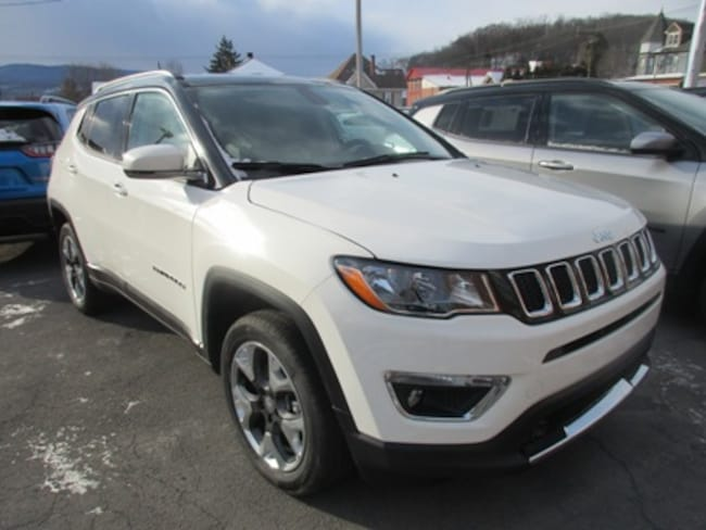 New 2019 Jeep Compass LIMITED 4X4 Sport Utility for sale/lease in Lewistown