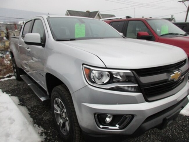 Used 2015 Chevrolet Colorado Z71 Crew Cab Truck Lewistown PA