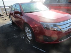 Used 2011 Ford Fusion SE Sedan 3FAHP0HA8BR265527 for sale in Lewistown, PA