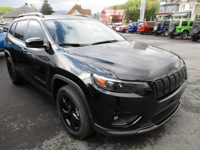 New 2019 Jeep Cherokee ALTITUDE 4X4 Sport Utility for sale/lease in Lewistown