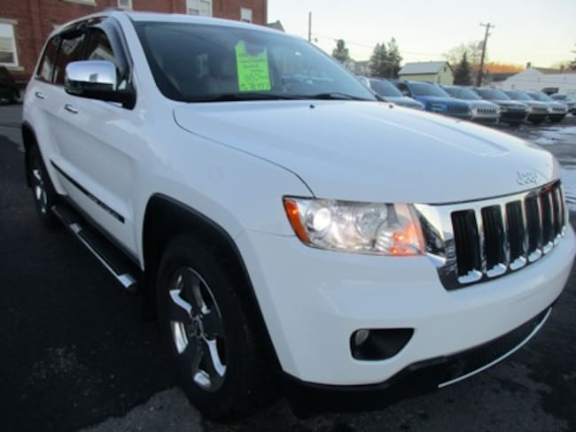 Used 2013 Jeep Grand Cherokee Limited SUV Lewistown PA
