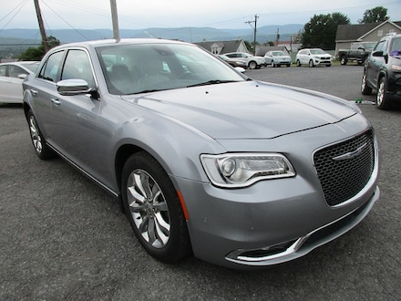 2016 Chrysler 300C C Sedan