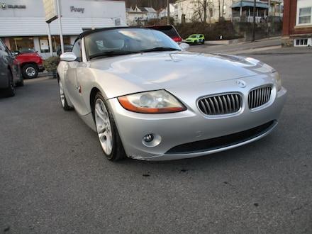 2004 BMW Z4 3.0i Convertible