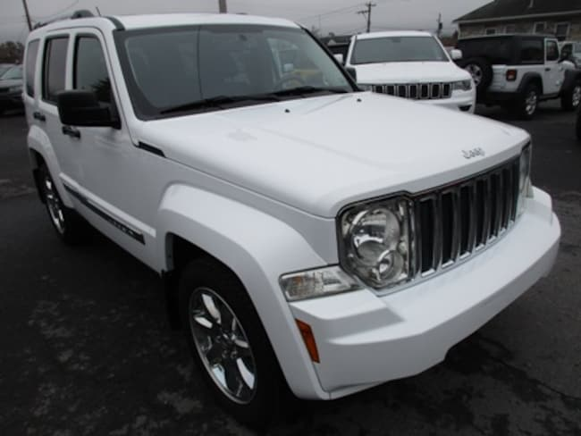 Used 2011 Jeep Liberty Limited SUV Lewistown PA