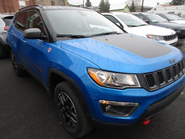 New 2019 Jeep Compass TRAILHAWK 4X4 Sport Utility for sale/lease in Lewistown