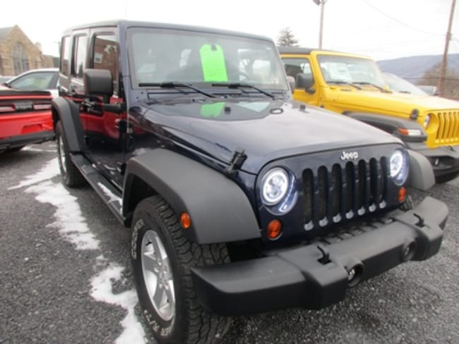 Used 2013 Jeep Wrangler Sport SUV Lewistown PA