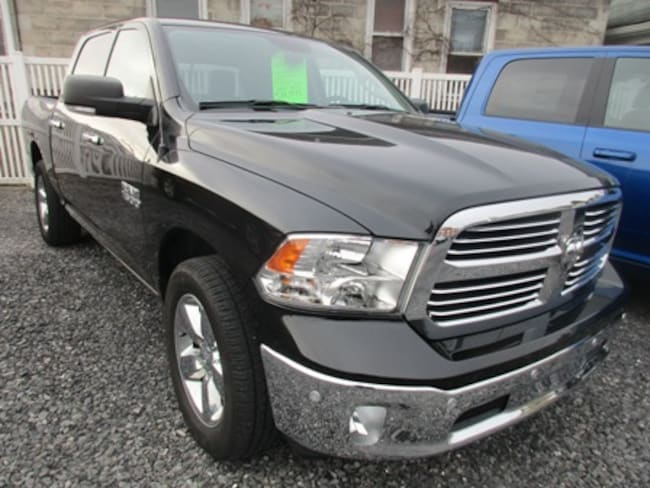 Used 2017 Ram 1500 Big Horn Crew Cab Truck for sale in Lewistown, PA