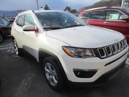 New 2019 Jeep Compass LATITUDE 4X4 For Sale/Lease Lewistown
