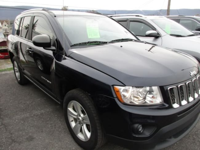 Used 2011 Jeep Compass Latitude SUV Lewistown PA