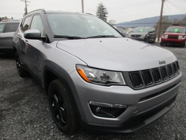New 2019 Jeep Compass ALTITUDE 4X4 Sport Utility for sale/lease in Lewistown