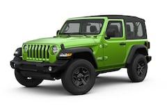 New 2019 Jeep Wrangler SPORT 4X4 Sport Utility 1C4GJXAG7KW639136  Lewistown PA