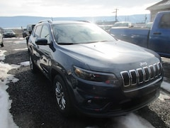 New 2019 Jeep Cherokee LATITUDE PLUS 4X4 Sport Utility 1C4PJMLB8KD363108  Lewistown PA