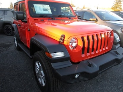 New 2019 Jeep Wrangler SPORT S 4X4 For Sale/Lease