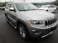 Used 2015 Jeep Grand Cherokee Limited 4x4 SUV 1C4RJFBG5FC613109 for sale in Lewistown, PA