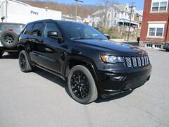 New 2021 Jeep Grand Cherokee LAREDO X 4X4 Sport Utility 1C4RJFAG3MC672951  Lewistown PA