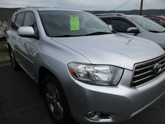 Bargain 2009 Toyota Highlander Sport SUV for sale in Lewistown, PA