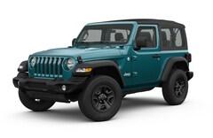 New 2019 Jeep Wrangler SPORT 4X4 Sport Utility 1C4GJXAGXKW616420  Lewistown PA