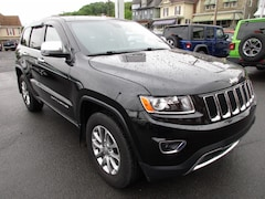 Used 2016 Jeep Grand Cherokee Limited 4x4 SUV for sale in Lewistown, PA