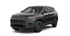 New 2019 Jeep Compass SPORT 4X4 Sport Utility 3C4NJDAB4KT686091  Lewistown PA
