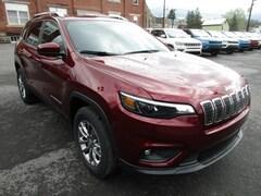 New 2019 Jeep Cherokee LATITUDE PLUS 4X4 Sport Utility 1C4PJMLB7KD432533  Lewistown PA