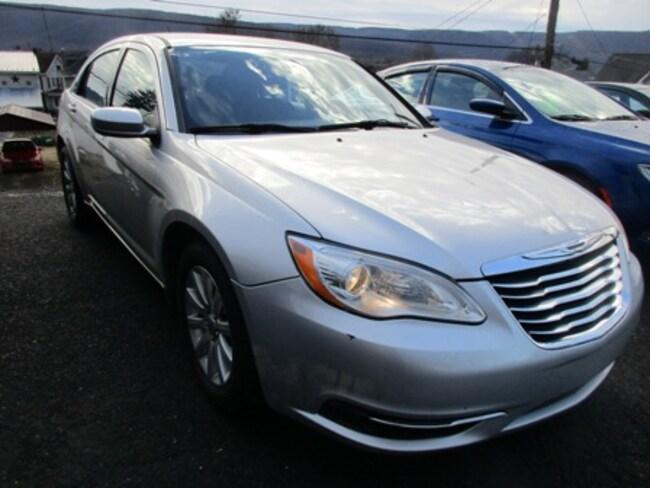 Used 2011 Chrysler 200 Touring Sedan Lewistown PA
