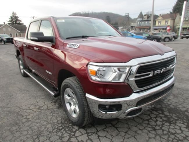New 2019 Ram 1500 BIG HORN CREW CAB 4X4 5'7 BOX Crew Cab for sale/lease in Lewistown