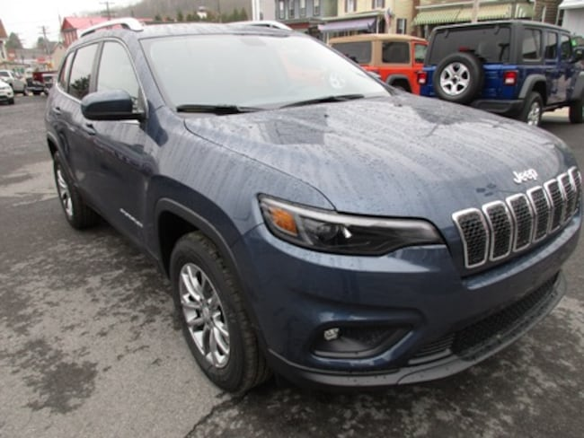 New 2019 Jeep Cherokee LATITUDE PLUS 4X4 Sport Utility for sale/lease in Lewistown